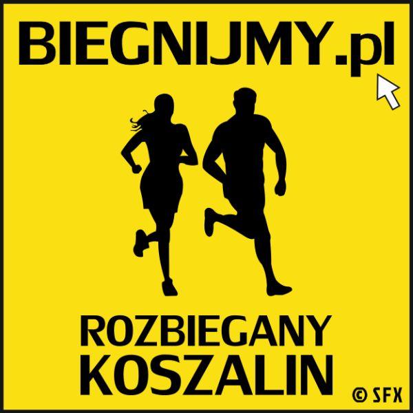 Rozbiegany Koszalin - BIEGNIJMY.pl